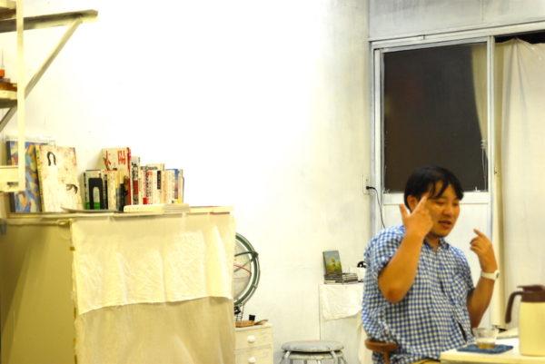 対談:ナカムラクニオ(6次元)×古賀鈴鳴(世界文庫アカデミー) 〜 前編 〜