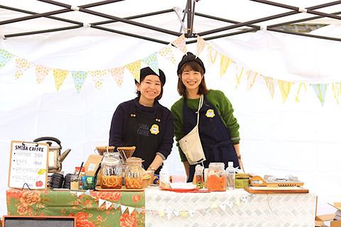 ※京都・山科の地域交流イベント「 なぎつじ SKIP 」に、セカアカの仲間と出店