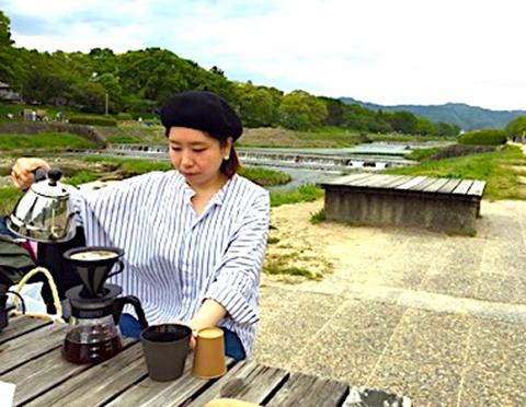 ※「 季節を告げる vol.2 」SHIBA COFFEEのデビュー。