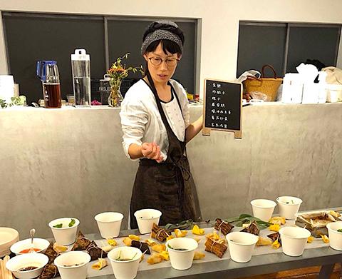 ※セカアカ仲間たちの「 台湾イベントの壮行会 」にて、ケータリングを担当。台湾料理を。
